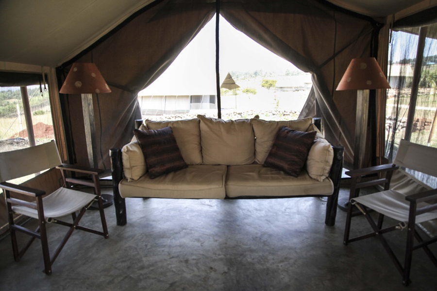 Dining Tent Lounge