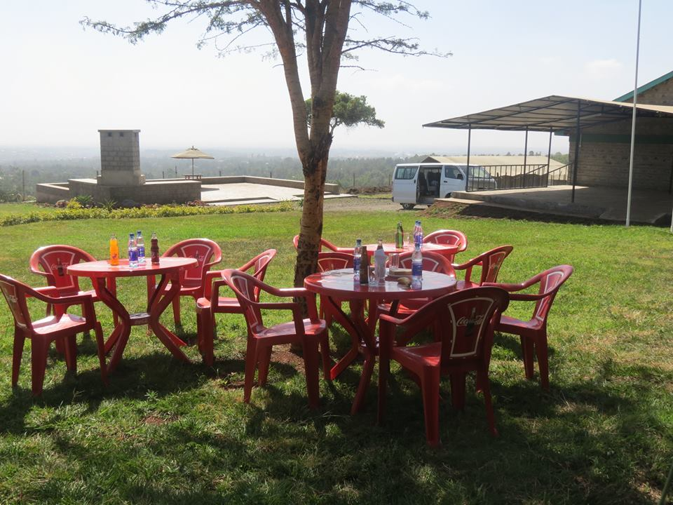 Outdoor Gathering Area