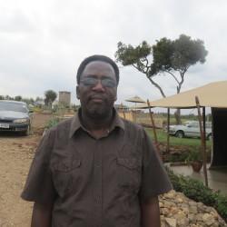 Rev. Justus Mugambi